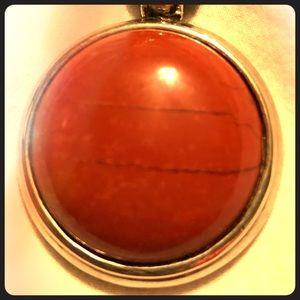 Ralph Lauren carnelian ,necklace.,